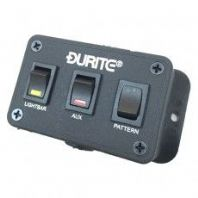 DURITE <br>LIGHT BAR CONTROL SWITCH  PANEL<br> ALT/0-443-99